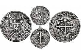 mexico city mexico cob 8 reales royal 1725d louis i