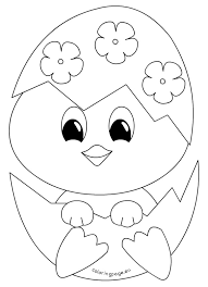 easter coloring page u2013 happy easter 2017
