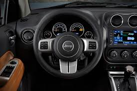 jeep steering wheel 2014 jeep compass reviews and rating motor trend