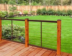 Patio Decking Kits by Fencing Feeney Cable Rail Wire Deck Railing Deck Cable