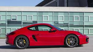 red porsche truck 2014 porsche cayman s review notes autoweek