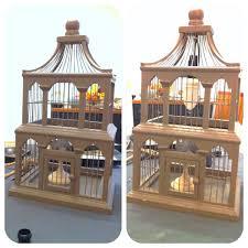 Urne Mariage Cage Oiseau by Luminaire Cage à Oiseaux Lafamillechatons