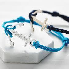 anchor bracelet women images Personalised anchor bracelet jpg