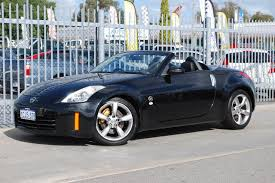 convertible nissan 350z 2006 nissan 350z track edition convertible u2014 western australia