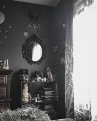 Black Home Decor by Spooky Home Decor Gothic Black Decor Pinterest Skeletons