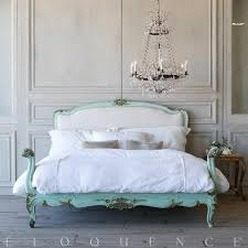 french country style eloquence vintage bed 1940 kathy kuo
