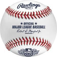 rawlings mlb 2016 opening day baseballs