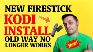 how to install kodi 17 3 on new amazon firestick easy step by