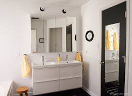 mirror medicine cabinet ikea the master bathroom is finished emily mccall