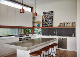 Cement Kitchen Countertops The Imperfect Beauty Of Concrete Countertops