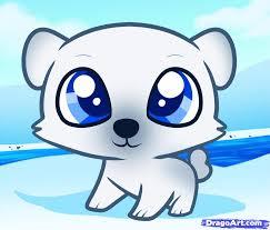 cute polar bear cartoon free download clip art free clip art