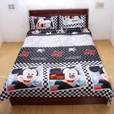 3d Bedroom Sets by 3d Bedding Sets Queen Size Mickey Mouse Bed Sets Black And White