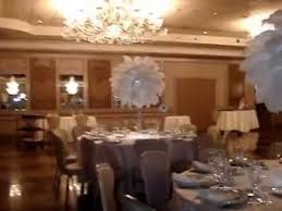 Ostrich Feather Centerpiece White Ostrich Feather Centerpiece Rentals At Russo U0027s On The Bay