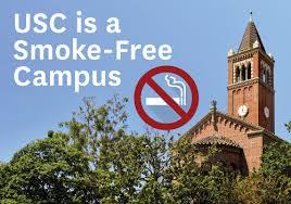 smoke free policy usc