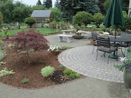 Landscaping Wood Chips by Ridgefield Wa Landscaping With Hardscapes Wood Chips For