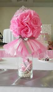 tutu centerpieces for baby shower fresh ideas princess baby shower centerpieces extravagant party