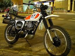 1976 1990 yamaha xt500 review top speed