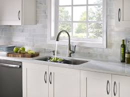 White Kitchen Cabinets And White Appliances by Kitchen Ideas Shaker Style Kitchen Cabinets Grey Kitchen Ideas