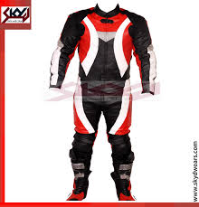 motorcycle racing jacket honda cbr red racing leather motorcycle full suit jacket trouser