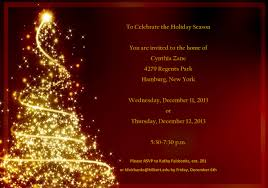 free online christmas party invitations templates home