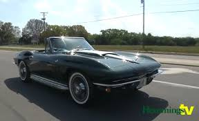 what is the year of the corvette top flight veteran don colbeth s 1965 corvet hemmings daily