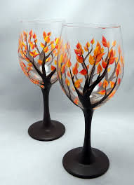 8 crafts you want to do this fall fall leaves craft and glass