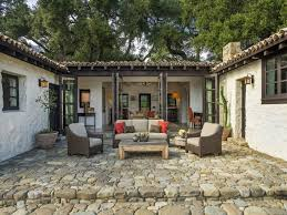 santa barbara style homes historic hacienda ranch ojai ca single family home santa