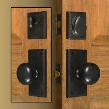 Door Knobs Exterior by Backyards Exterior Door Hardware Entry Handlesets Signature Knob