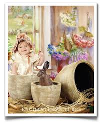 easter photo props easter portrait creation idea for babies and children new