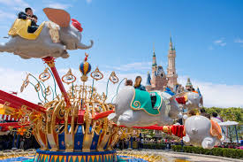 19 firsts you didn u0027t know about shanghai disneyland oh my disney