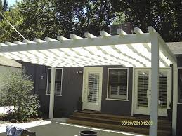 Building An Awning Over A Patio Slide Wire Canopies Slide On Wire Canopy Sacramento Goodwin Cole
