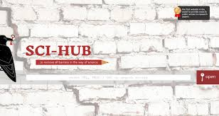 Sci Hub Why Sci Hub Will Win Heathers Medium