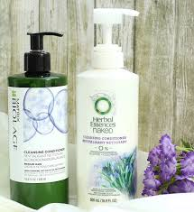 this or that biolage cleansing conditioner v herbal essences