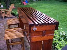 Pub Patio Furniture Patio Ideas Cool Diy Outdoor Bar Table Patio Bistro Bar Table