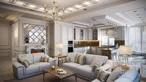 penthouse apartment by maximillion design