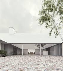 Swedish Farmhouse Plans by Baron House Skåne Sweden John Pawson Architecture