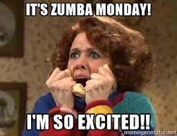 Zumba Meme - zumba classes bolton north west dance solutions with laura williams