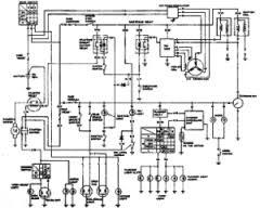 yamaha virago electric starter circuit and wiring diagram