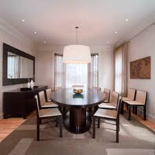 decorating a buffet table in dining room dining room contemporary