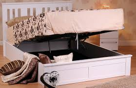 White Ottoman Bed Top White Wooden Ottoman Bed Lavish Kensington Wooden Ottoman Bed