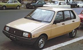 renault hatchback from the 1980s citroën visa
