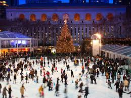 bryant park winter guide for families