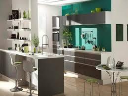cuisine vert anis peinture cuisine vert anis