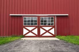 Red Barn Door by Industrial Archives Coburn Sliding Systemscoburn Sliding Systems