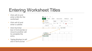 How To Set Up A Monthly Budget Spreadsheet Excel Creating A Worksheet And Chart Personal Budget Worksheet We