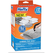 Walmart Furniture Moving Sliders by Hefty 2 5 Gallon Sized Jumbo Storage Slider Bags 10 Ct Walmart Com