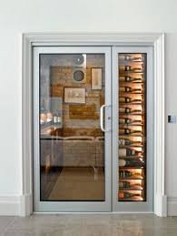 Temperature Controlled Wine Cellar - image result for wine rack in cabinets in kitchen house ideas