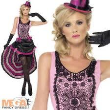 deluxe burlesque beauty ladies 1920s fancy dress western costume