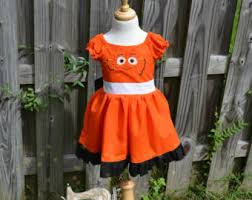 Nemo Halloween Costume 2t Finding Nemo Dress Etsy