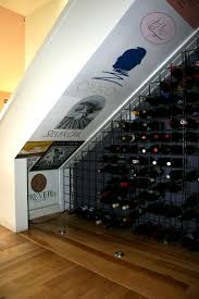 luxury wine cellar the mural works